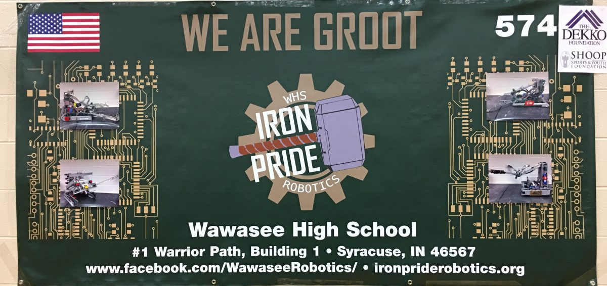 Iron Pride Robotics